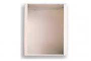 Caja metalica para instalar placa grande en reja